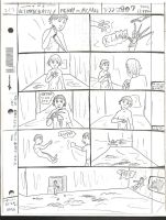 THE ULTIMATE BATTLE pg.257 by DW13-COMICS