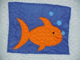 Fish by VickitoriaEmbroidery