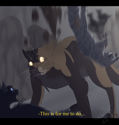 Feathertail's Death (Warrior Cats) by WarriorCat3042