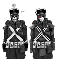 65th Nox Prime Chevaliers Imperial Guard by Taurus-ChaosLord