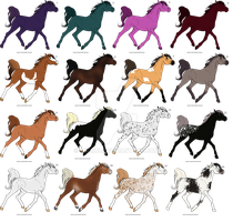 Mystery Horse Adopts - SOLD