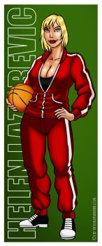 PE Teacher by Cid-Vicious