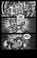24 Hr Comic Challenge Page 16 by VR-Robotica