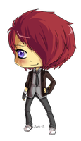 Point Commission - Chibi Velkan by virro-d