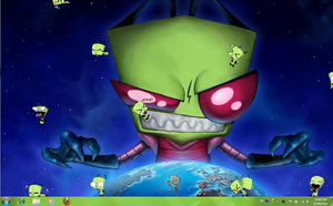 Gir Shimeji by BillSquid