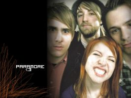 paramore by tanzx