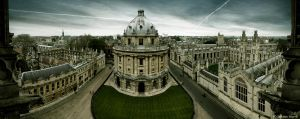Radcliffe Camera, Oxford by JeRoenMurre