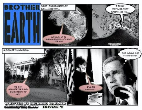 Brother Earth Issue 4 by farmer9999