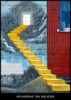 Stairway to Heaven by Khalija