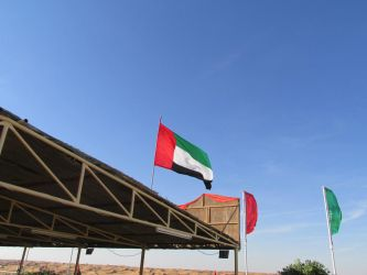 Flag of Arab Unity. by TawogAdventure