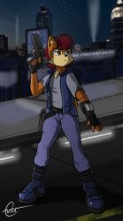 Chaos Chronicles: Sally - Urban Protector by Chris000