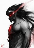 Blackwatch Genji by Ignasei