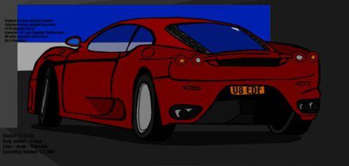 F430 by Bobmeh 'final' by rossriders