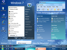 Windows 7 V2 by Vher528
