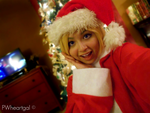 Kagamine Rin: Have A Kawaii Christmas! by PWheartgal