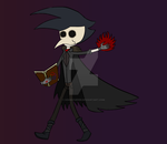 Ancient Necromancer by KingCourier