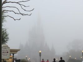 I know a Castle In a Cloud by briblee