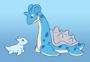 Little Nessie by Draco-Digi