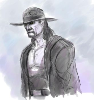 scribble undertaker by rook-over-here