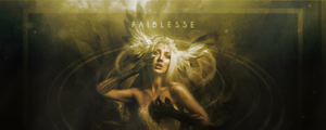 Faiblesse - Signature by Whisper-Voo