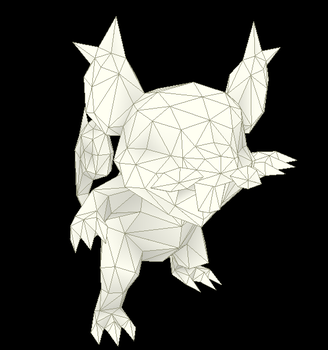 a mexican rattata wip by javierini