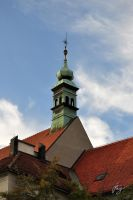 Church tower .1 by cyro-prime