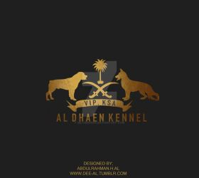 aldhaen kennel gold by De-4designs