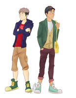 Jeanmarco Cosplays by blinding-roses
