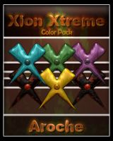 Xion Xtreme Color Pack by aroche