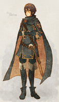 Marth by ruuari