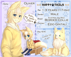 HT: Oliver (Ollie) by MicroKumo