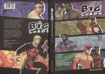 Big Loads Vol.2, featuring Crash Course #1! by TJWood-UK