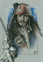 Color - Jack Sparrow by prmedia