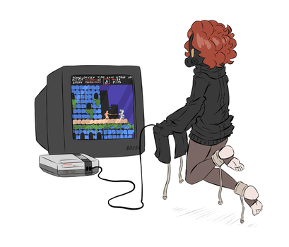 So You Like to Play Castlevania? by Fluffernubber