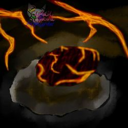 Fire egg  Remade Surprize by AngelCnderDream14