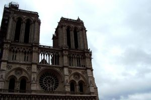 notre-dame-de-paris by TuNages