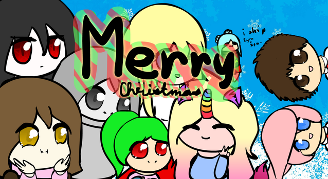 Merry Christmas~ by ZyraUy