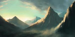 And another mountain.. by Jukeboix