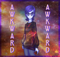 Awkward Alien by PoweredByCokeZero