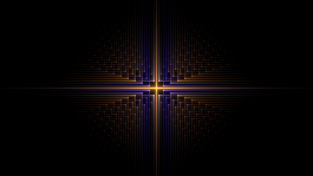 Diffraction Grid by 16777216