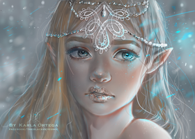 Snow Princess by kalisami