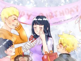 Happy Birthday! by daMegane07