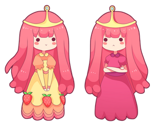 Princess bubblegum outfits by Chioss