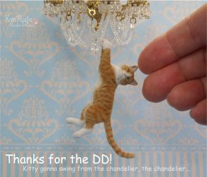 Thanks for the DD! by Pajutee