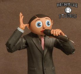 Frank Sidebottom 2 by Discogod
