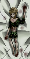 Ben Drowned Dakimakura creepypasta by moondaneka