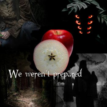 The First Wizarding War 1979. Voices in the woods. by BirdcherryErica