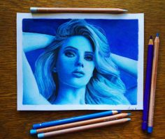 Coloredpencilwork by AnnasDrawing
