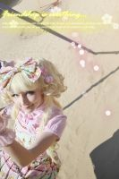 Pretty Lolita by palecardinal