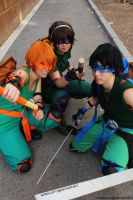 TMNT by MonaLuffy